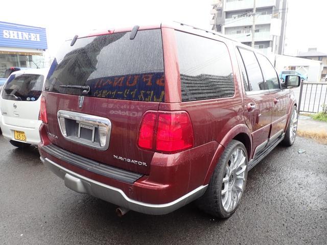 「リンカーン」「リンカーンナビゲーター」「SUV・クロカン」「鹿児島県」の中古車22