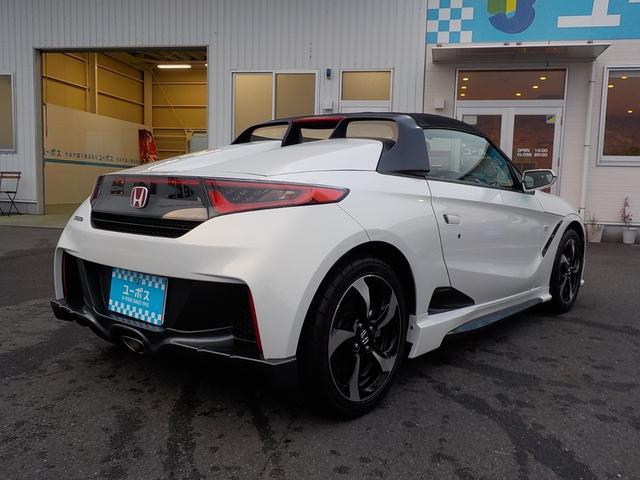 「ホンダ」「S660」「オープンカー」「宮崎県」の中古車8