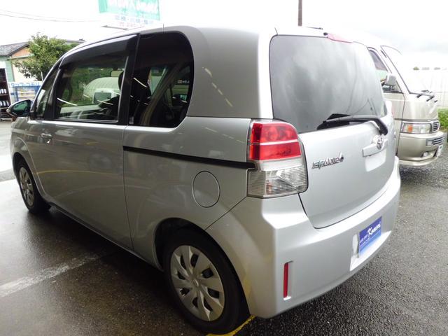 「トヨタ」「スペイド」「ミニバン・ワンボックス」「熊本県」の中古車9