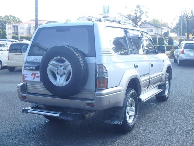 「トヨタ」「ランドクルーザープラド」「SUV・クロカン」「熊本県」の中古車3