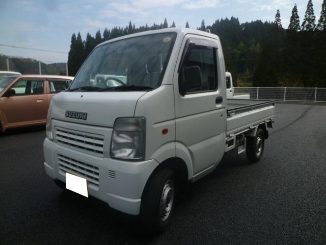 KC 4WD 5速マニュアル エアコン 荷台マット グー鑑定(3枚目)