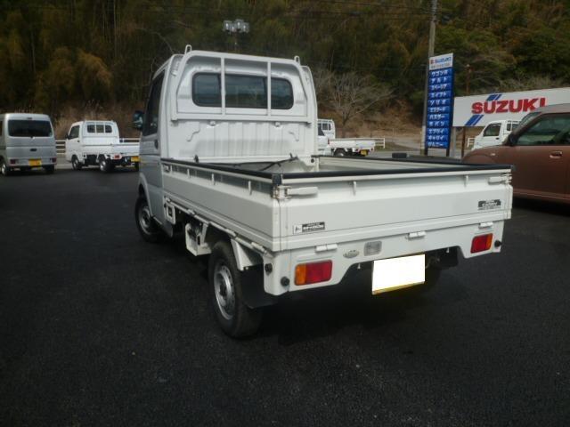 KC 4WD 5速マニュアル エアコン 荷台マット グー鑑定(5枚目)