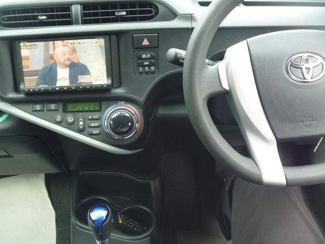 トヨタ アクア S ETC キーレス アイドリングストップ セキュリティ