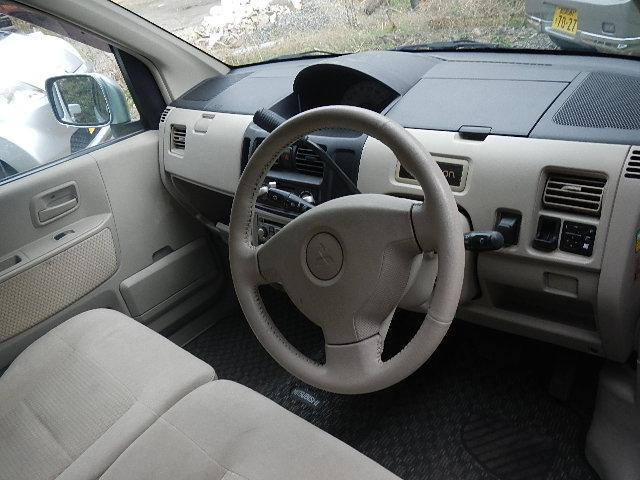 三菱 eKワゴン CD 電動格納ミラー アルミ ベンチシート 基本フル装備