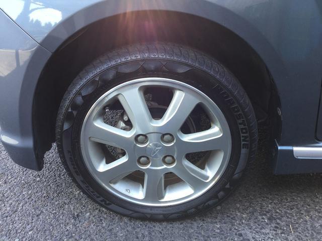 RSターボ 5MT タイヤ2本新品装着済 タイベル等交換済み(10枚目)