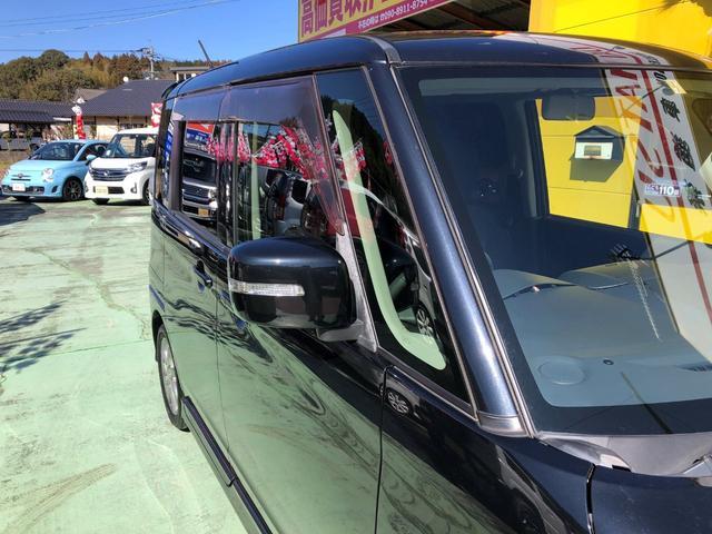 車道楽では、納車前にガラス系ボディーコーティング(1年保証付きクリスタルキーパー・施工証明書付き)を施工しますので、洗車が水洗いで楽々です!さらにヘッドライトコーティングもサービス!
