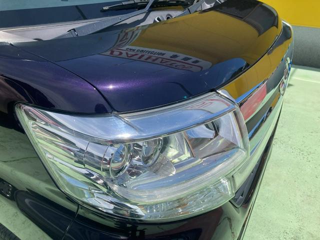 カスタムRS SA 純正8インチナビ 両側パワースライドドア LEDヘッドライト バックモニター キーフリー プッシュスタート ETC 純正15インチアルミ ターボ車(19枚目)