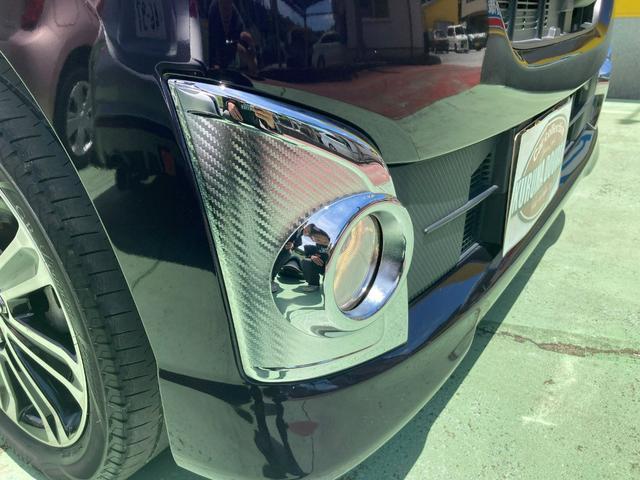 カスタムRS SA 純正8インチナビ 両側パワースライドドア LEDヘッドライト バックモニター キーフリー プッシュスタート ETC 純正15インチアルミ ターボ車(20枚目)