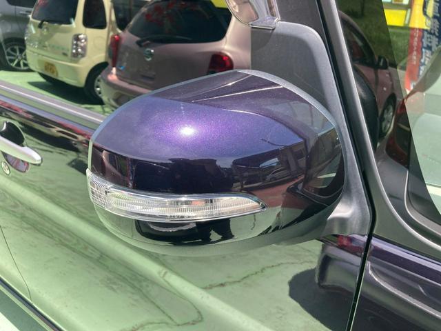 カスタムRS SA 純正8インチナビ 両側パワースライドドア LEDヘッドライト バックモニター キーフリー プッシュスタート ETC 純正15インチアルミ ターボ車(22枚目)