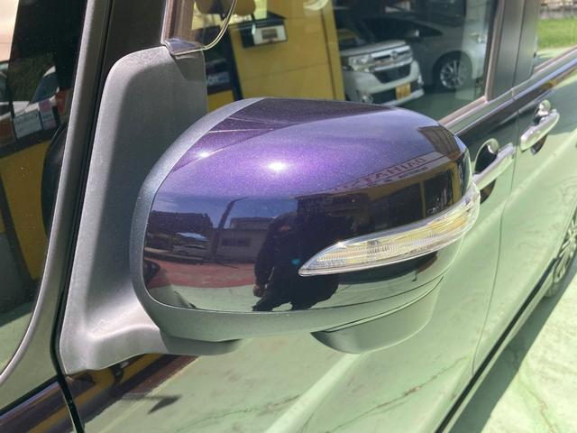 カスタムRS SA 純正8インチナビ 両側パワースライドドア LEDヘッドライト バックモニター キーフリー プッシュスタート ETC 純正15インチアルミ ターボ車(23枚目)