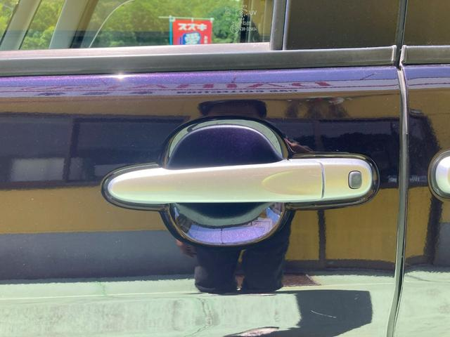 カスタムRS SA 純正8インチナビ 両側パワースライドドア LEDヘッドライト バックモニター キーフリー プッシュスタート ETC 純正15インチアルミ ターボ車(25枚目)