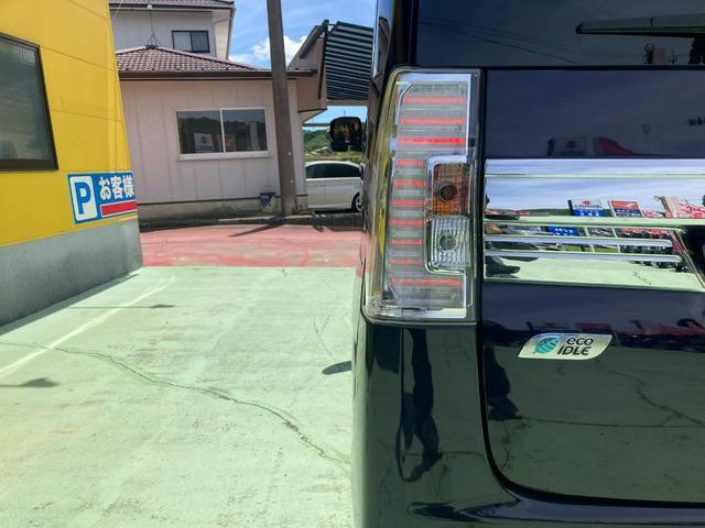 カスタムRS SA 純正8インチナビ 両側パワースライドドア LEDヘッドライト バックモニター キーフリー プッシュスタート ETC 純正15インチアルミ ターボ車(29枚目)