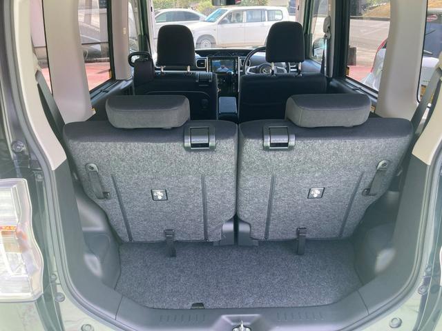 カスタムRS SA 純正8インチナビ 両側パワースライドドア LEDヘッドライト バックモニター キーフリー プッシュスタート ETC 純正15インチアルミ ターボ車(60枚目)