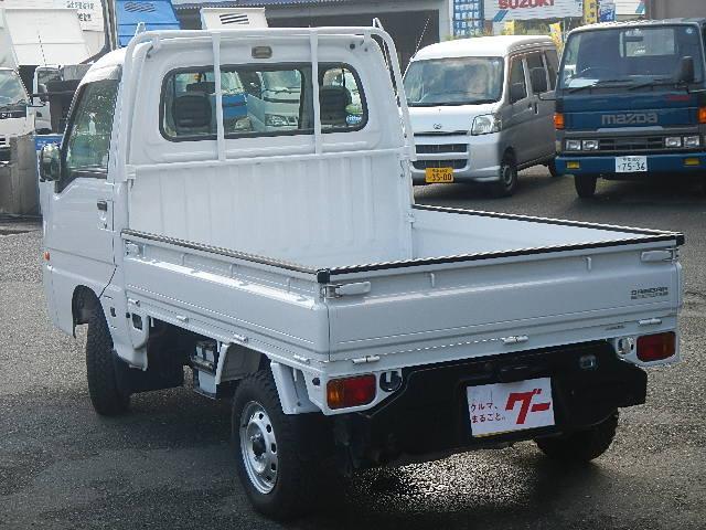 「スバル」「サンバートラック」「トラック」「熊本県」の中古車7