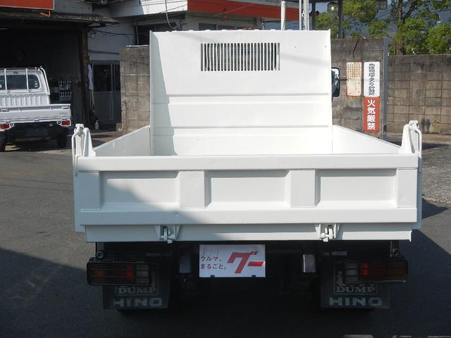 2.0tローダンプ 強化ボデー オートマ フル装備(16枚目)