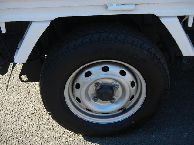 TB 4WD 5速ミッション エアコン パワステ 3方開き 記録簿(7枚目)