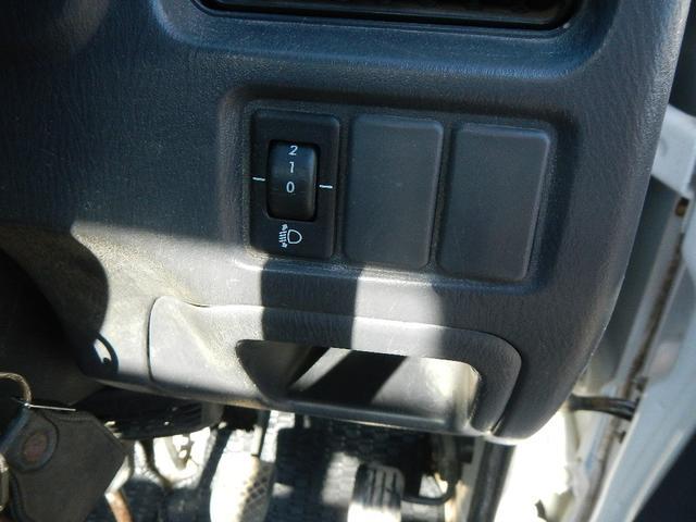 TB 4WD 5速ミッション エアコン パワステ 3方開き 記録簿(19枚目)