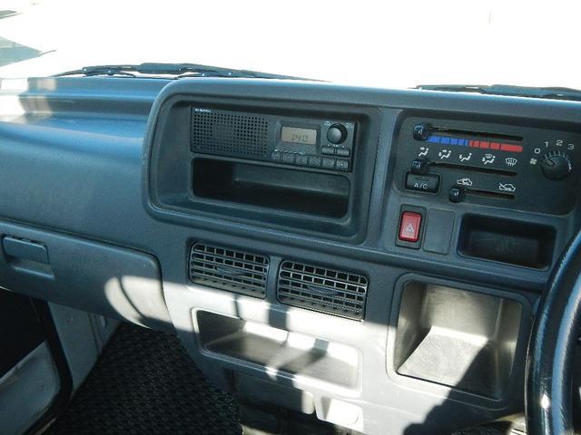 TB 4WD 5速ミッション エアコン パワステ 3方開き 記録簿(21枚目)