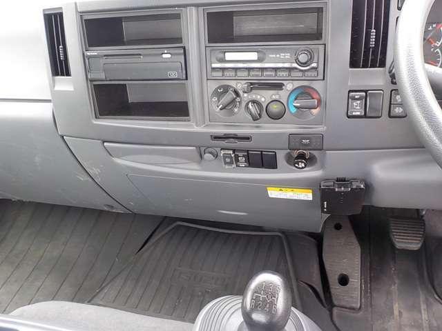 いすゞ フォワード ターボ 標準幅平ボディ