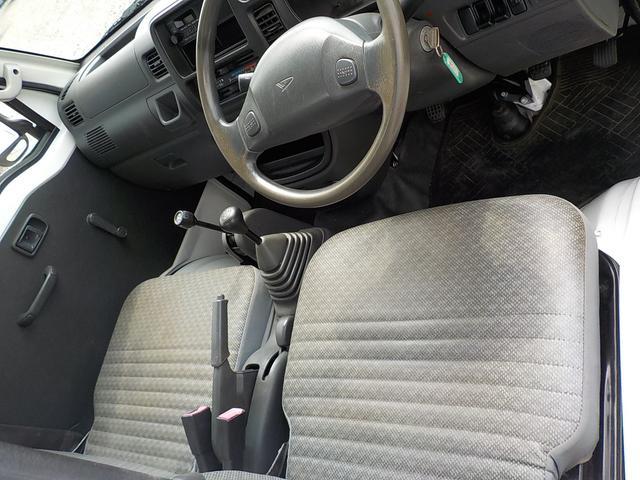 ダイハツ ハイゼットトラック PTOダンプ4WDパワステ・エアコン・ライトレベライザー