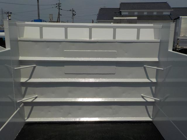 4t土砂ダンプ6速MT 極東(16枚目)