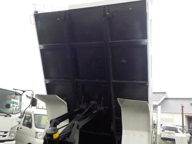 4t深ダンプ観音扉6MT(25枚目)