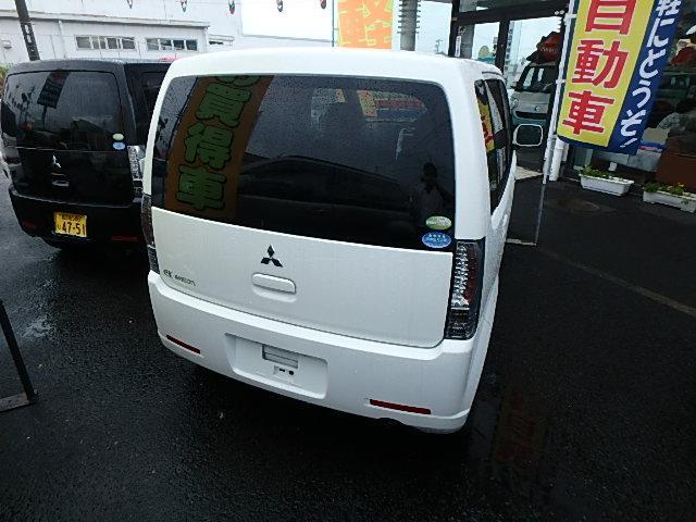 三菱 eKワゴン M キーレス ETC