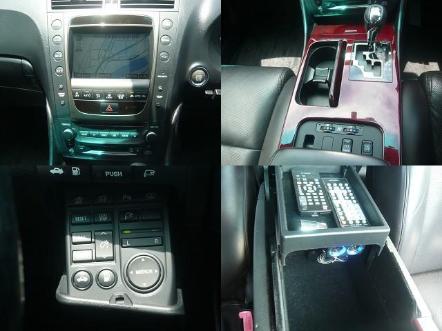 GS350 ETC クルコン Bカメラ(16枚目)