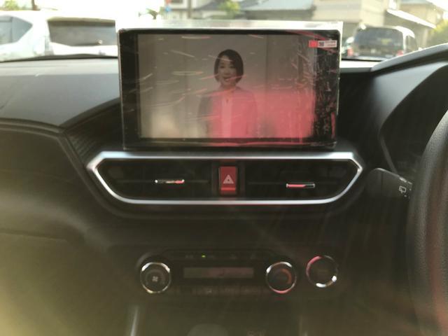 G 9インチディスプレイオーディオ TV Bカメラ(16枚目)