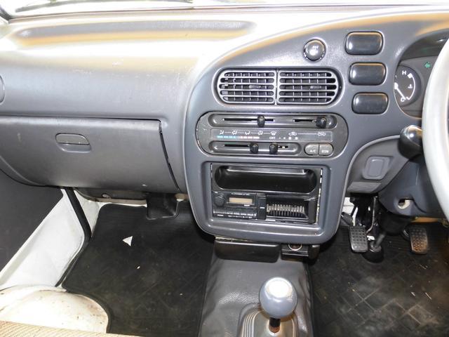 ダイハツ ハイゼットトラック STD 4WD エアコン付き
