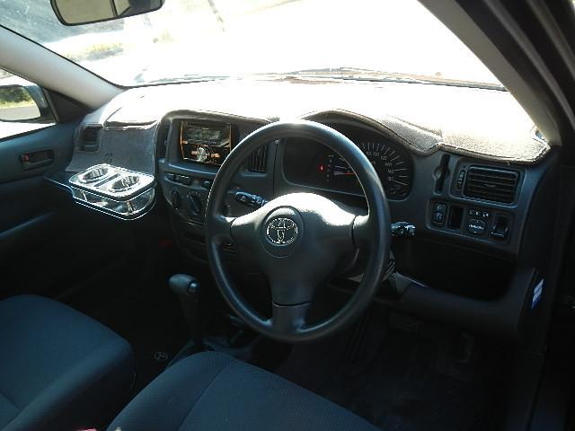 トヨタ プロボックスワゴン マッド塗装 電動格納ミラー キーレス CD USB接続