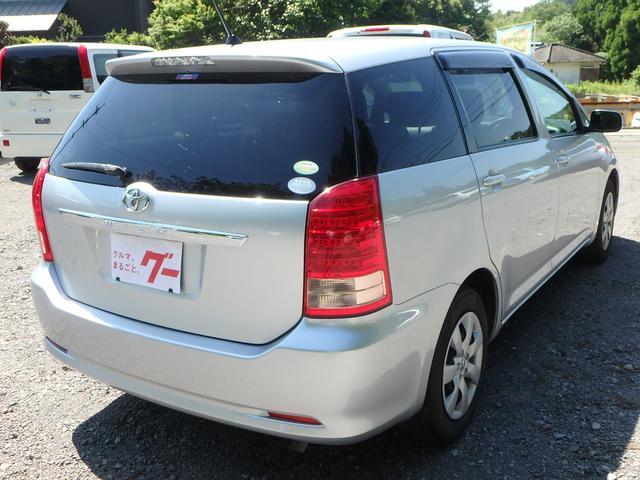 「トヨタ」「ウィッシュ」「ミニバン・ワンボックス」「鹿児島県」の中古車9