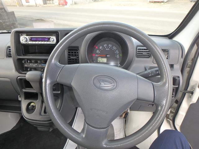 ダイハツ ハイゼットカーゴ AC PS AT CD  両側スライドドア