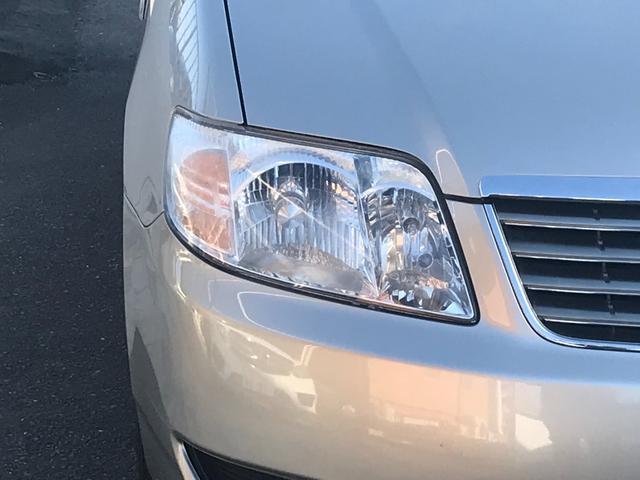 X HIDリミテッド HIDヘッドライト オートライト キーレス 車検令和4年9月 走行距離28935km CDオーディオ(3枚目)