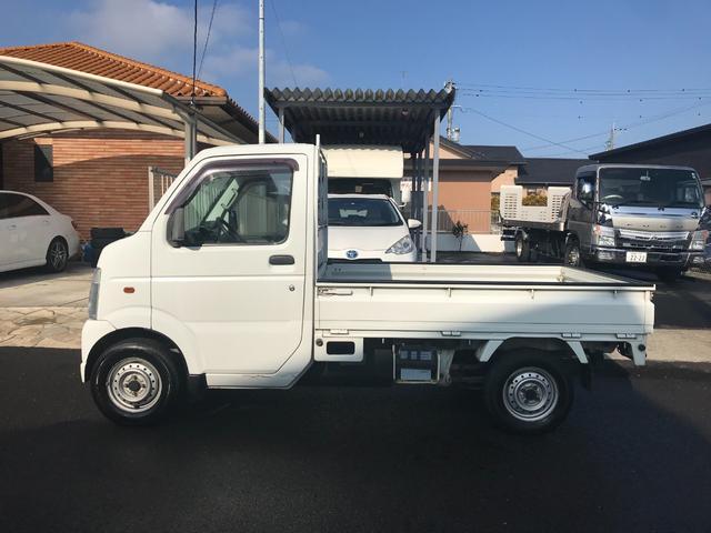 KCエアコン・パワステ 2WD 5速マニュアル車 エアコン パワステ 三方開(5枚目)
