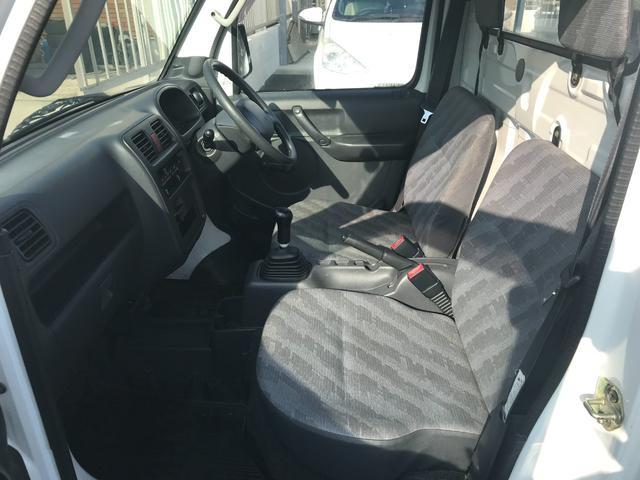 KCエアコン・パワステ 2WD 5速マニュアル車 エアコン パワステ 三方開(6枚目)