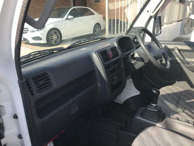 KCエアコン・パワステ 2WD 5速マニュアル車 エアコン パワステ 三方開(8枚目)
