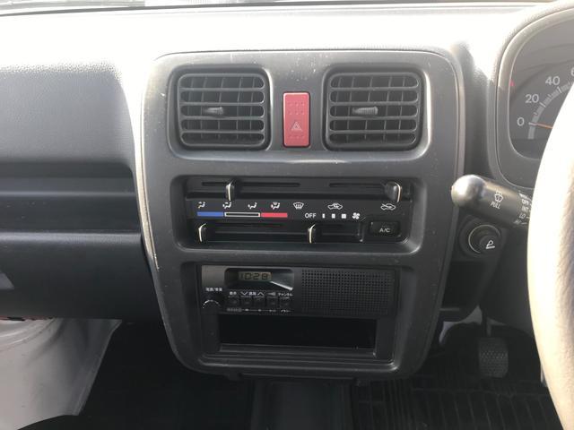 KCエアコン・パワステ 2WD 5速マニュアル車 エアコン パワステ 三方開(25枚目)