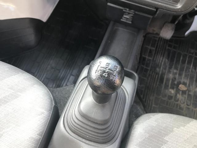 KCエアコン・パワステ 2WD 5速マニュアル車 エアコン パワステ 三方開(27枚目)