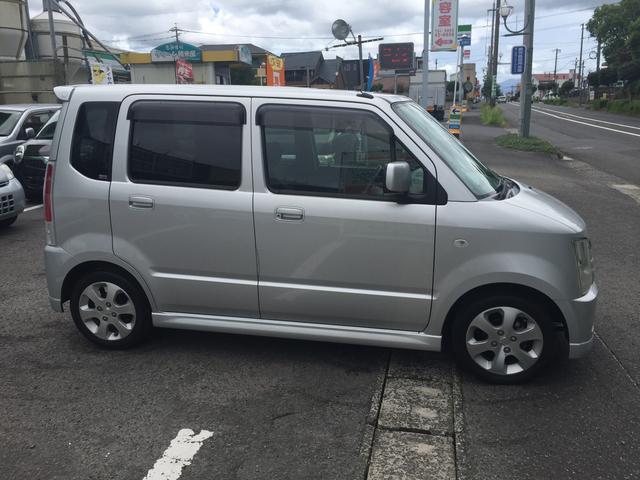 「スズキ」「ワゴンR」「コンパクトカー」「鹿児島県」の中古車4