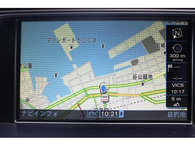 アウディ アウディ A4 1.8TFSI ナビ TV バックカメラ