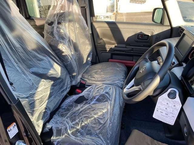ハイブリッドG 届出済未使用車 両側電動スライドドア シートヒーター セーフティーサポート(6枚目)