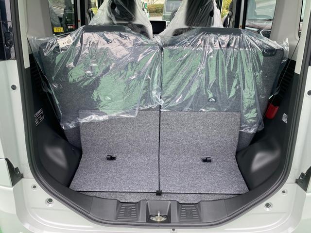ハイブリッドX 両側電動スライドドア プッシュスタート シートヒーター USB 届出済未使用車(18枚目)