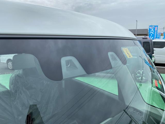 ハイブリッドX 両側電動スライドドア プッシュスタート シートヒーター USB 届出済未使用車(23枚目)