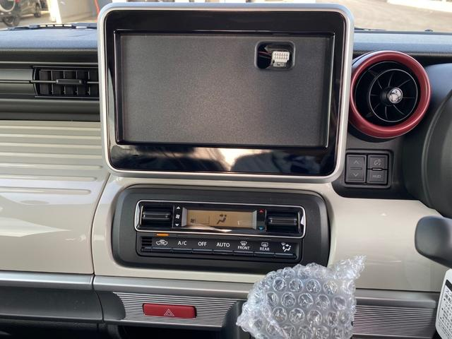 ハイブリッドX 全方位カメラ オートライト ステアリングスイッチ 届出済未使用車(18枚目)