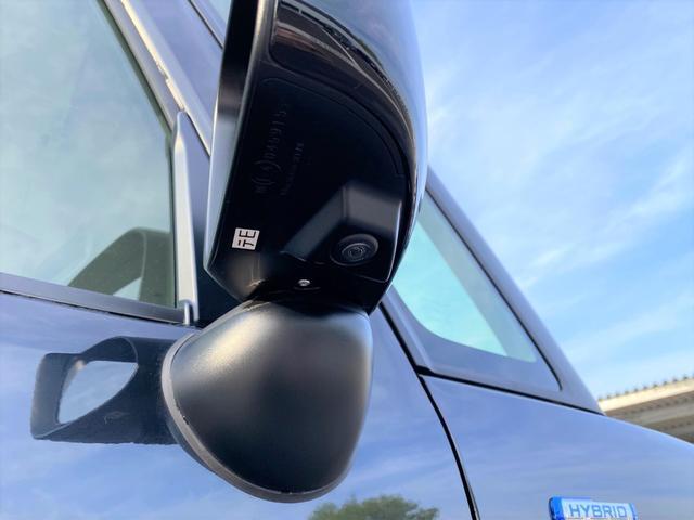 ハイブリッドX 全方位カメラ オートライト ステアリングスイッチ 届出済未使用車(22枚目)