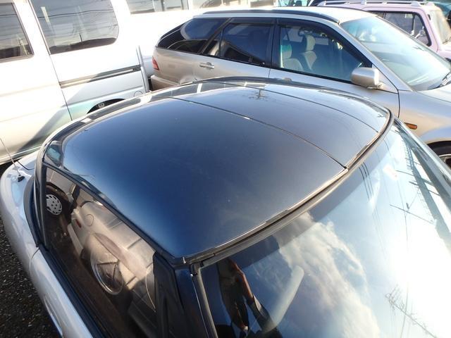 スズキ カプチーノ ベースグレード 社外ショック 黒革調シート Tベルト交換済