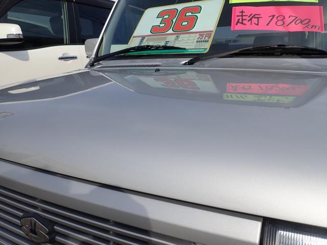 X キーレス 電動格納ミラー ベンチシート 純正アルミ(6枚目)