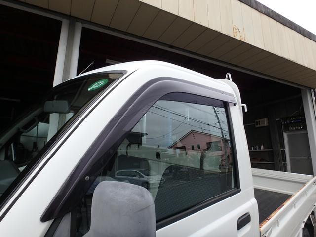ダイハツ ハイゼットトラック スペシャル 5速マニュアル 2WD エアコン パワステ