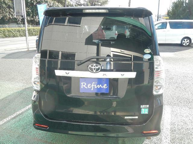 トヨタ ヴォクシー ZS HDDナビ フルセグTV Bカメラ 両側Pスライドドア
